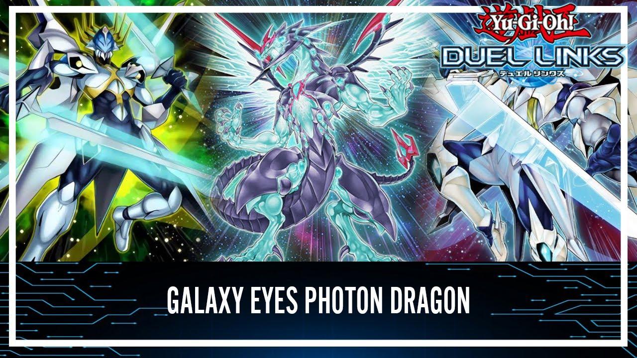 Galaxy-Eyes Photon Dragon - Need more Galaxy-Eyes Support!? [Yu-Gi-Oh! Duel Links]