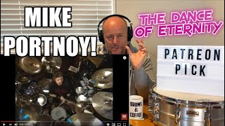 Drum Teacher Reacts | MIKE PORTNOY | 'The Dance of Eternity'  Dream Theater | (2020 Reaction)