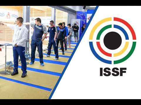 10m Air Pistol Men Final - 2017 ISSF Junior World Championship Rifle/Pistol in Suhl (GER)