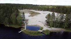 Hiisijärven hiekat Ristijärvi