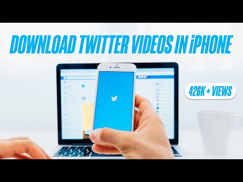 How to Save Twitter Videos and GIFs to iPhone Camera Roll