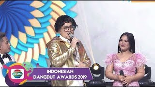 Download lagu PALING JAGO!! Gilang Dirga Impersonate Caren Delano Buat Semua Tertawa | IDA 2019