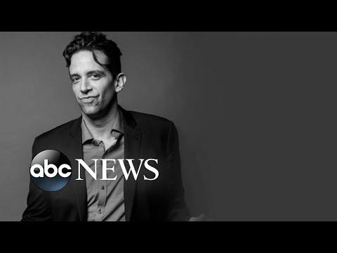 Broadway star Nick Cordero dies of COVID at 41   WNT