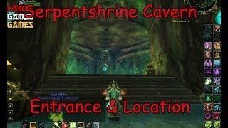 Serpentshrine Cavern Entrance