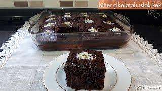 Bitter Çikolatalı Islak Kek Tarifi -Hülya Ketenci - Kek Tarifleri