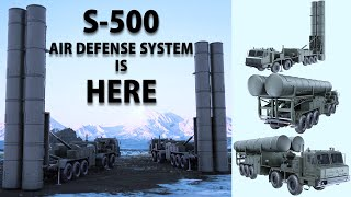 The New Russian S-500 Air Defense System is Here Images