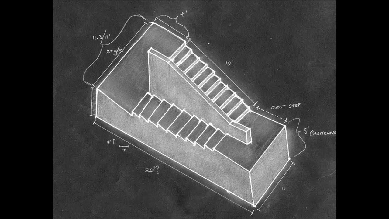 The Escherian Stairwell Building A Modern Myth Youtube