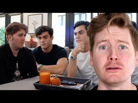 It's Time To Move On... - Dolan Twins Reaction (featuring Shane Dawson)