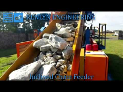 Renlyn - Inclined Chain Feeder