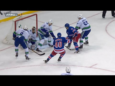11/26/17 Condensed Game: Canucks @ Rangers
