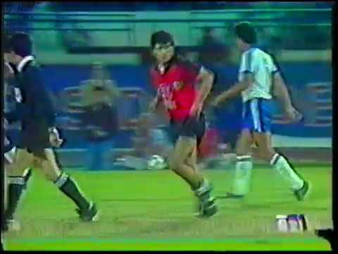 Colo-colo 2  Naval 0  Liguilla copa libertadores 1983