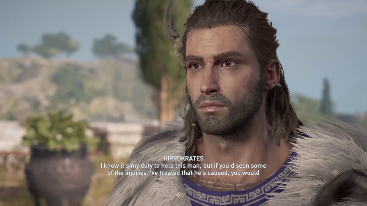 AC Odyssey Gameplay 4 - Alexios - YouTube