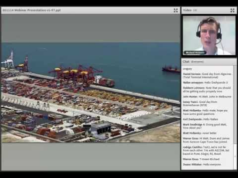 Kalmar Webinar: The ease of automation, AutoStrad at Patrick, Brisbane