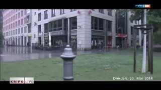 Dresden - Bewaffneter Banküberfall