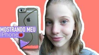 MOSTRANDO MEU CELULAR - IPhone 6plus