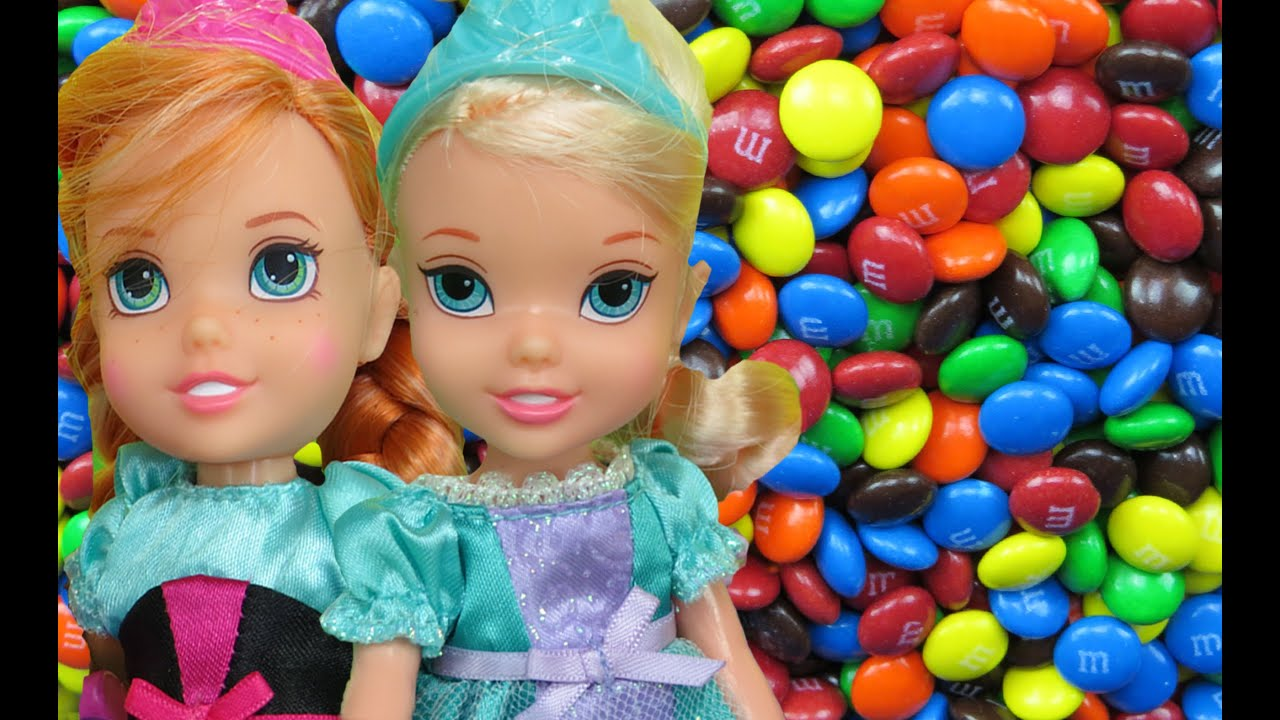 Candy Playplace Elsa Amp Anna Toddlers Have Fun Sliding