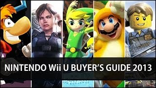 Feature ★ Wii U 2013 Holiday Buyer