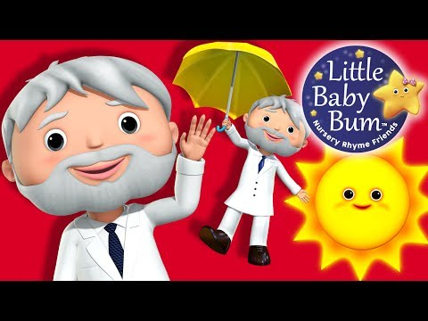 Doctor Foster | Nursery Rhymes | By LittleBabyBum!