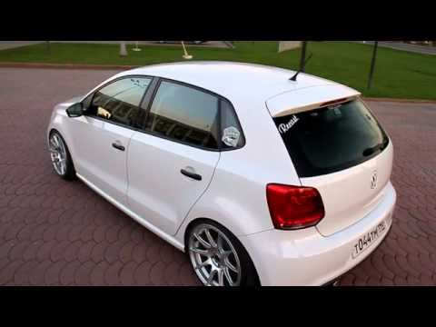 vw polo 6r gti look youtube. Black Bedroom Furniture Sets. Home Design Ideas