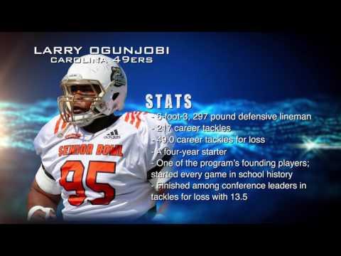 DL Larry Ogunjobi profile: Browns