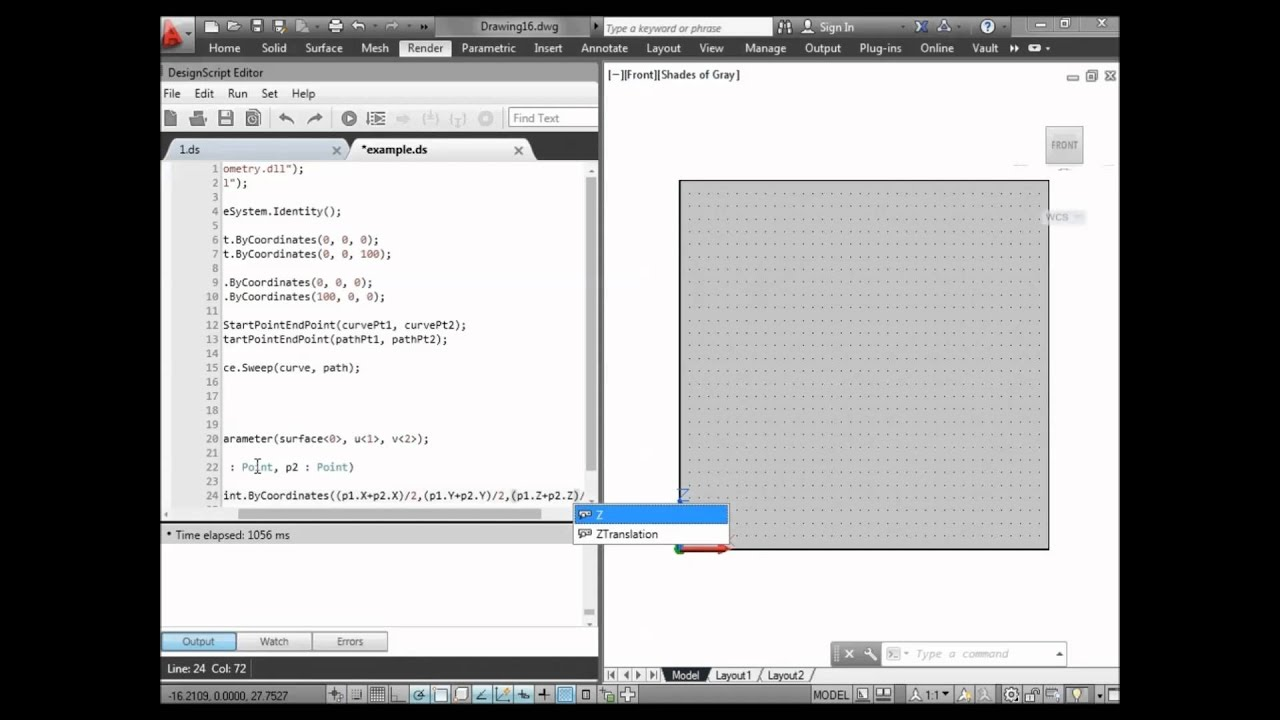 Download DesignScript tutorial