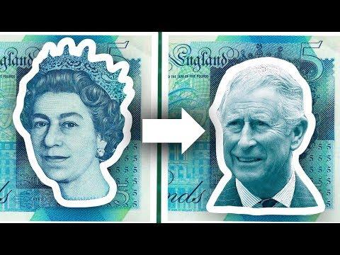 What Happens To Money When The Queen Dies?