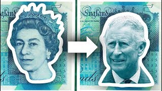 What Happens to Money When the Queen Dies?