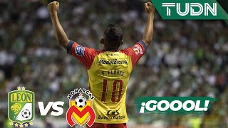 ¡Golazo de Flores! Joya del peruano | León 1 - 2 Morelia | Liga Mx - AP 19 - Cuartos de final | TUDN
