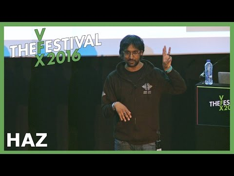 HaZ - Using VFX to create proof of concepts - VFX Festival 2016 Talks