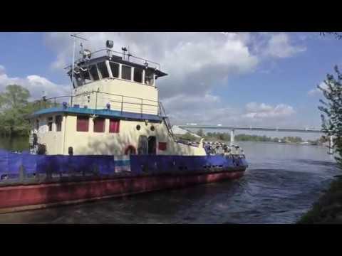 видео: Буксиры РТ-369, РТ-316, Портовый-4