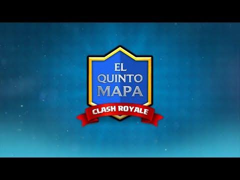 EL QUINTO MAPA CLASH ROYALE #6 | 12ª JORNADA SLO