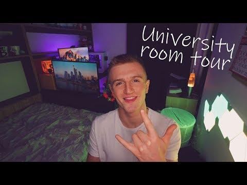 MY CRAZY UNIVERSITY ROOM TOUR!!