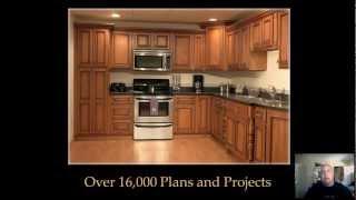 Kitchen Cabinets Plans - Diy Kitchen Cabinets