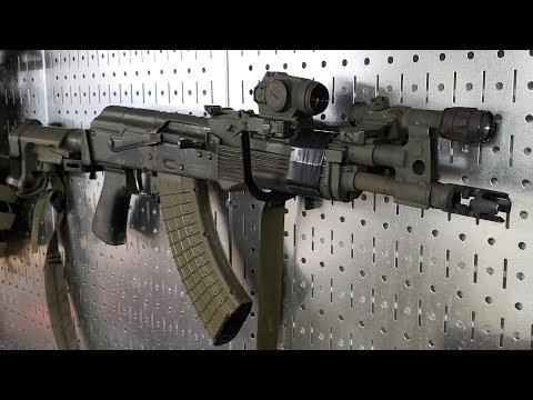 Romanian Draco C AK47 Pistol- Review