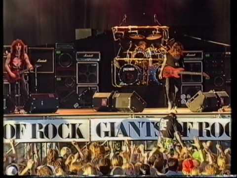 Winger - Easy Come Easy Go - Giants of Rock 1991