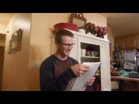 Jacob's Mission Call