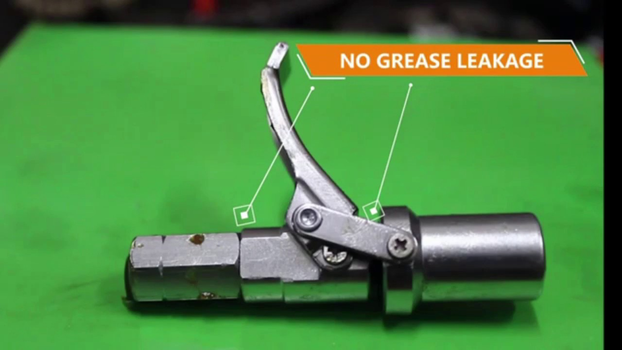 LX-1403 Quick Release Grease Coupler From Lumax
