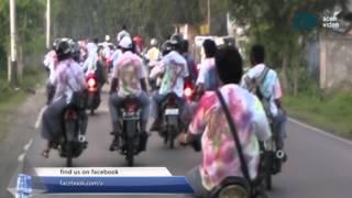 Rayakan Kelulusan, Pelajar Aceh Berkonvoi