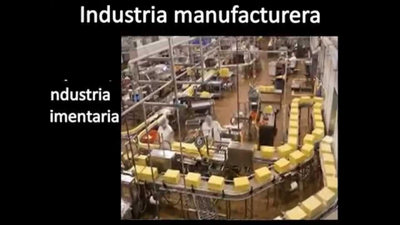 Tipos de industrias y espacios industriales youtube - Tipos de espacios ...