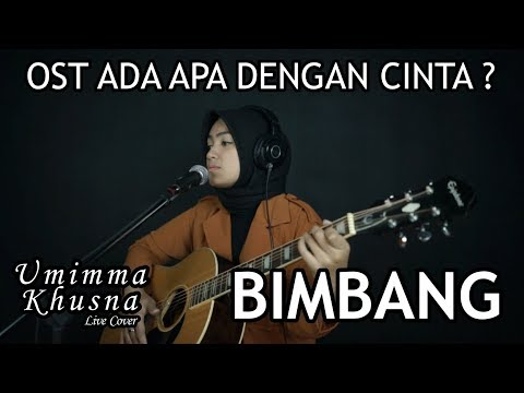BIMBANG ( MELLY GOESLAW ) - UMIMMA KHUSNA OFFICAL LIVE COVER