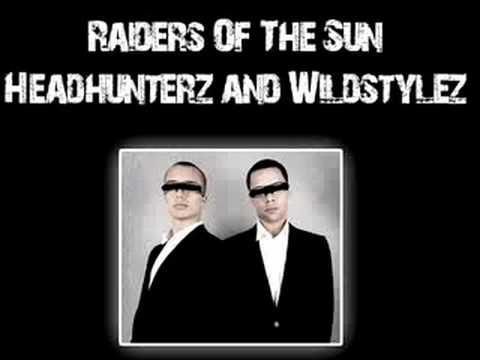 Headhunterz & Wildstylez - Raiders Of The Sun