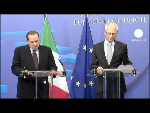 Italian parliament poised to tighten Italy's belt