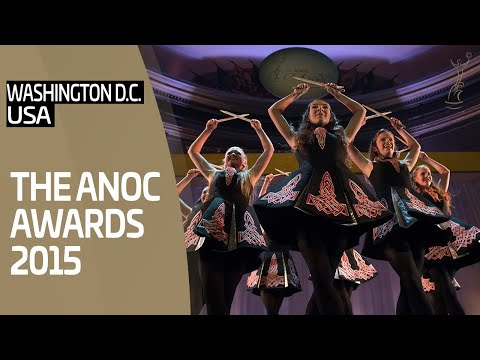 The ANOC Awards 2015 (awards only)