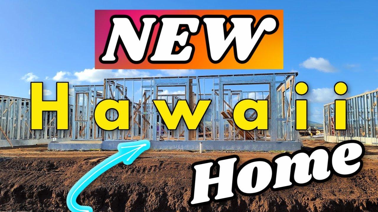 New Construction Homes Oahu | Lehua at Hoopili