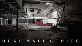 The SCARY ABANDONED REMAINS of an AMES DEPARTMENT STORE (Dead Mall Series)