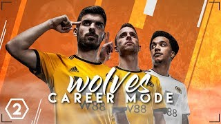 FIFA 19 WOLVES CAREER MODE!!! | HUGE STRIKER SIGNING + EPL DEBUT [#2]