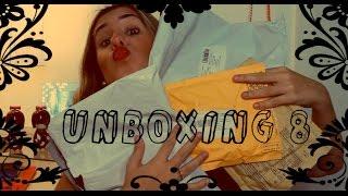 COMPRAS ALIEXPRESS - UNBOXING #8 - 6 caixas