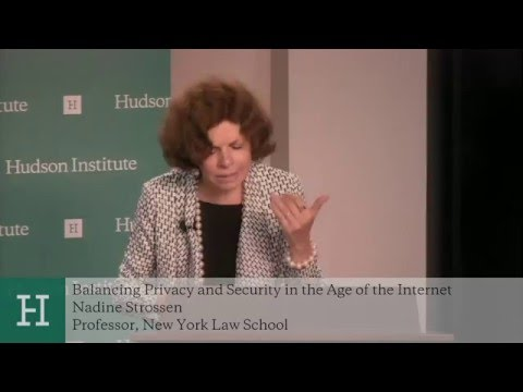 Balancing Privacy and Security in the Age of the Internet