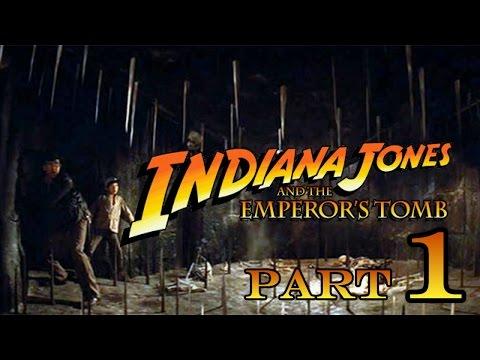 Indiana Jones and the Emperor's Tomb -  {Часть 1} Потерянный город