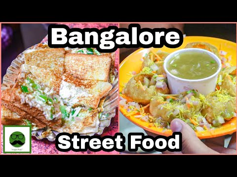 Bangalore Street Food with Veggiepaaji